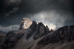 Dolomiti (Croosterpix) Tags: landscape nature mountains mountain alps dolomiti dolomites peaks sony a7r nikkor28300