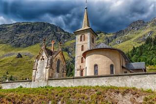 Eglise Saint Clair Au Bois - Champagny-Le-Haut (Savoie 07/2018)