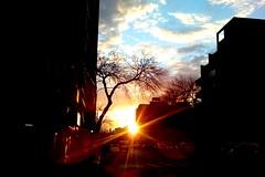 Amanecer en la ciudad. (Wal Wsg) Tags: amanece amanecer alba sol sun argentina buenasaires caba villacrespo ciudaddebuenosaires city phwalwsg photography dia day