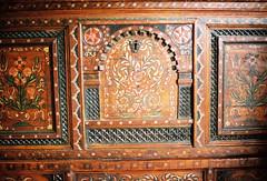Storage chest, 17th century (mkk707) Tags: film meinfilmlab analog wwwmeinfilmlabde leicar7 leicasummiluxr50mm2ndmodel11776 kodakportra800 vintagelens vintagefilmcamera itsaleica