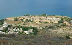 Izzeddin Fortress Kalami Crete (brianshipman18) Tags: souda greece crete prison fort turkish exicution cell eleftherios venizelos kalami