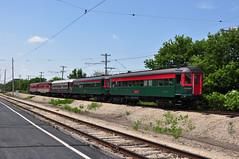 Illinois Ry Museum #749 (Jim Strain) Tags: jmstrain train railroad railway illinois museum irm union northshore interurban