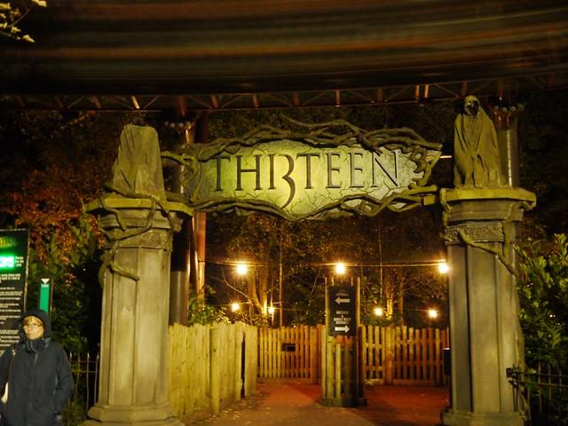 Scarefest 2012 - Th13teen