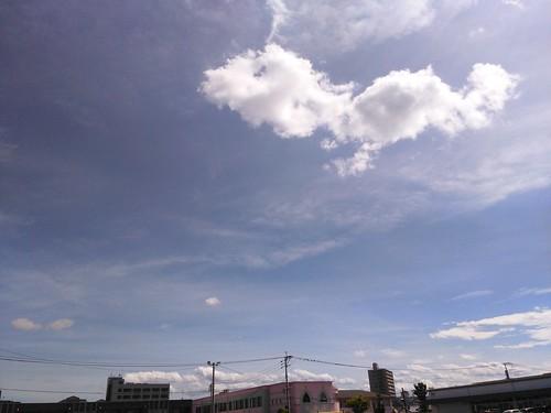 地震雲 画像4