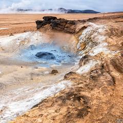 Hverir Mud Pot, Námaskarð, Iceland (Sascha Selli) Tags: leica leicam10 trielmar283550mmf4e55 island iceland europe námaskarð hverir schlammtopf mudpots mývatn