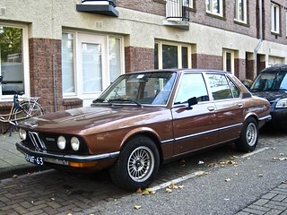 38-MF-63 BMW E12 525 Automatic 1976