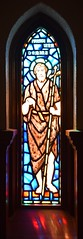 Stained Glass in Our Lady Star of the Sea Church, Marblehead (Haydn Blackey) Tags: canada2018 marblehead ourladystarofthesea