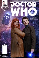 Issue 105 (Crestfall Photography) Tags: doctorwho cosplay comicbook photography scifi