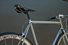 Build01 – Vitus Seven Dural _DEF2753 (jesuspark) Tags: bike bicycle build vitus seven dural campagnolo record syncro vento brooks cambium nitto gipiemme