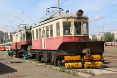 2017-06-21, Kyiv, Depo Schevchenka (Fototak) Tags: tram strassenbahn chasseneige schnnepflug kyiv ukraine s15 s23