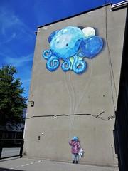 Bird / Deurne - 12 aug 2018 (Ferdinand 'Ferre' Feys) Tags: antwerpen anvers antwerp belgium belgique belgië streetart artdelarue graffitiart graffiti graff urbanart urbanarte arteurbano ferdinandfeys bird bestof2018be