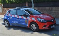Policía Local Sevilla la Nueva (Emerbus112) Tags: renault clio policía local sevilla nueva madrid bescam