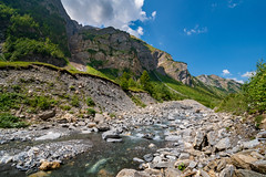 Just next to the road... (Romain Didier) Tags: montagne river rivière vert roc rocher cailloux eau water ciel sky blue nuage cloud arbre tree nikon d7500 isère savoie mountain composition natur nature verdure green domaine ski mont blanc tarentaise natural nuages clouds lake lac stream fleuve forest forêt pelouse dehors colorful coloré color couleur vacation vacance art artistique paysage landscape region area falaise cliff beaufortain france summer été lightlumière bleu horizon vue view meilleure best photographie photography amazing nikkor outside