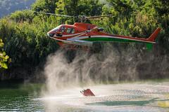 1S0A1346 (maxxxmat) Tags: canon eos maxxxmat maxxxmatgmailcom massimiliano ali wings alberi trees acqua water umido wet elicottero antincendio