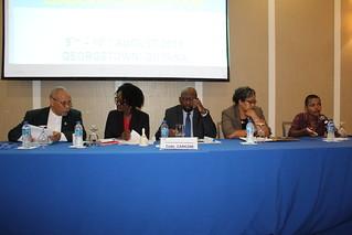 Guyana National Faith Leaders Consultation Day 2
