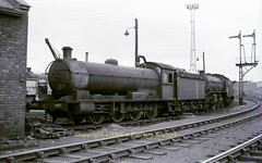 Consett shed 63455 15 May 1965 img661 (Ernies Railway Archive) Tags: consettshed ner lner