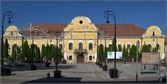 Nagykálló, egykori vármegyeháza - ma pszichiátriai szakkórház. (csiszerd_50) Tags: