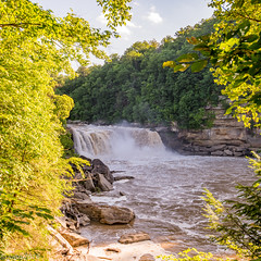 Falls at Cumberland Falls State Park, KY (JuanJ) Tags: nikon d850 lightroom art bokeh nature lens light landscape white green red black pink sky people portrait location architecture building city iphone iphoneography square squareformat instagramapp shot awesome supershot beauty cute new flickr amazing photo photograph fav favorite favs picture me explore interestingness wedding party family travel friend friends vacation beach corbin kentucky cumberland falls state park june 2018 tree water tamron