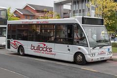 Bullocks Coaches J200BUL * In Explore* (Mike McNiven) Tags: bullocks coaches traffordgeneral hospital centralmanchester optare solo