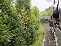 Ça grimpe ! (BB 66304 ACPR + Voitures Inox DEV ) (ChristopherSNCF56) Tags: bb66000 bb66304 train acpr voitures dev corail inox toulouse trains historique le lioran