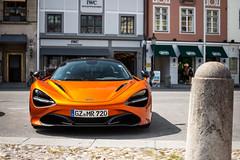 Controversial design (Maxi Vogl) Tags: car supercar hypercar carphotography munich germany mclaren 720s mclaren720s