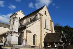 Santenay (21) : église Saint-Jean-de-Narosse (odile.cognard.guinot) Tags: bourgognefrancecomté bourgogne côtedor santenay 21 églisesaintjeandenarosse 12e15esiècles