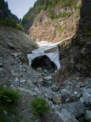 Fly Gully Snow Caves