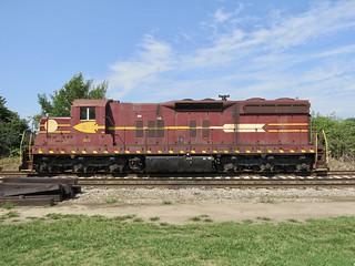 Chesapeake & Indiana Railroad 811 SD-M