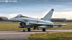 Eurofighter Typhoon FGR4 ZJ920 '920'