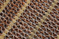 OX INOX (gripspix (OFF)) Tags: 20180308 scrap schrott quarry steinbruch rust rost tin blech iron eisern gid gitter inox edelstahl texture textur