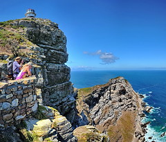 Cape point/South Africa (meren34) Tags: cape beach ocean capetown sea muizenberg peninsula coast point indian atlantic south africa meeting
