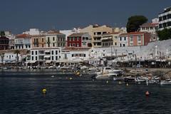 Es Castell, Menorca (herbert@plagge) Tags: escastell hafen meer stadt gebäude menorca spanien harbour sea spain city