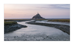 Dusk at the Mont (JRTurnerPhotography) Tags: fujifilm fujix fujixt2 fujinonxf1655mmf28 fujifilmx jaketurner jrturnerphotography picture print image photo photography photograph photographer mirrorless mirrorlesscamera june summer 2018 landscape landscapephotography farming farm fields farmland countryside montsaintmichel normandy normandie france eu europe sunset dusk sunny sunlight clouds goldenhour goldenlight travel travelphotography travelling wanderlust