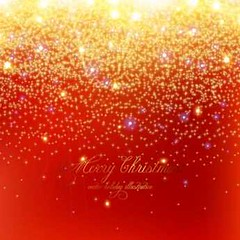 Free Vector Christmas typography on star pattern background (cgvector) Tags: background card celebration decoration design frame galaxy gift glory glow glowing gold golden holiday light luxury merry ornament present red retro shine sky star style texture vector vintage wallpaper web year