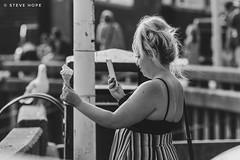 Bridlington, East Yorkshire 2018 (SteveH1972) Tags: canon700 700d canon70200 nonis 70200 bridlington eastyorkshire eastcoast coast yorkshire outdoor outdoors outside seaside 2018 brid northernengland uk europe harbour woman women girl girls