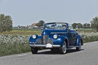 Chevrolet Special DeLuxe Cabriolet 1940 (1189)