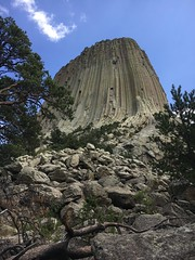 Devils Tower (BowenGee) Tags: badlands mount rushmore national memorial food portraits crazy horse custer state park wyoming