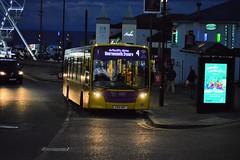 523 YX12AEP (PD3.) Tags: yx12aep yx12 aep adl enviro 200 bus buses psv pcv bournemouth dorset england uk rapt group yellow