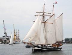 Hanse Sail 2018 (♥ ♥ ♥ flickrsprotte♥ ♥ ♥) Tags: rostock warnemünde hansesail schiffe mir russisch banjaad nikon 2018 august