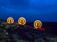 Rock figures. (Nikolas Fotos) Tags: lightpainting lightart llightpainting lihgt longexposure longexposurephoto lichtmalerei lightpaintingphotography lichtkunst nightshot nightphoto nightphotography nightscape night nightsky nightlights nature crimea