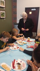 20161210_130713_5_bestshot (ypsidistrictlibrary) Tags: gingerbreadhouses gingerbread candy kids annual xmas christmas ydlwhittaker