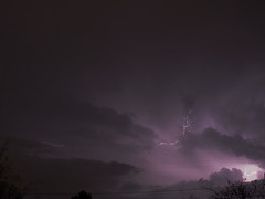 Lightning in Tucson on August 16 2018 (Distraction Limited) Tags: lightning tucson arizona arizonathunderstorms thunderstorms storms azwmonsoon2018 azwmonsoon explore