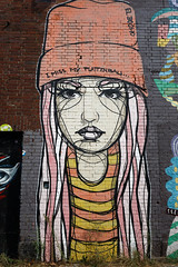 Graffiti im Stadtteil Köln-Ehrenfeld (guentersimages) Tags: köln kunst streetart wandmalerei graffitikunst graffiti ehrenfeld stadtteil