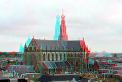 St-Bavo Haarlem 3D