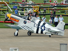 G-CIFD Titan T-51D Mustang (johnyates2011) Tags: sywell laarallysywell2017 laarally2017 gcifd mustang t51 titant51mustang titant51 t51mustang