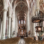 St Bavo's Cathedral Interior - Ghent, Belgium thumbnail