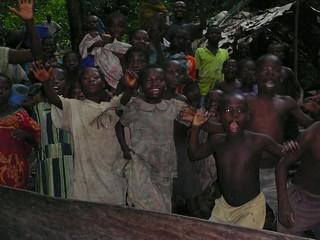 Along a Trail Near Monkoto, DR Congo
