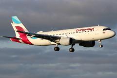 D-AEWS_03 (GH@BHD) Tags: daews airbus a320 a320200 a320214 eurowings ew ewg dub eidw dublinairport dublininternationalairport airliner aircraft aviation