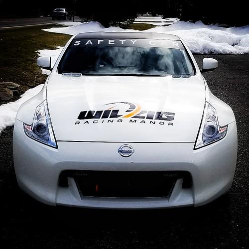 Wilzig Racing Manor Safety Car