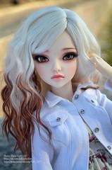 Rachel (fluffy_347) Tags: bjd bjdgirl bjdphoto bjdmsd balljointeddoll fairyland msd minifee mirwen minifeemirwen doll dolls dollphotogallery dollphotography куклы фейрилэнд минифи мирвен